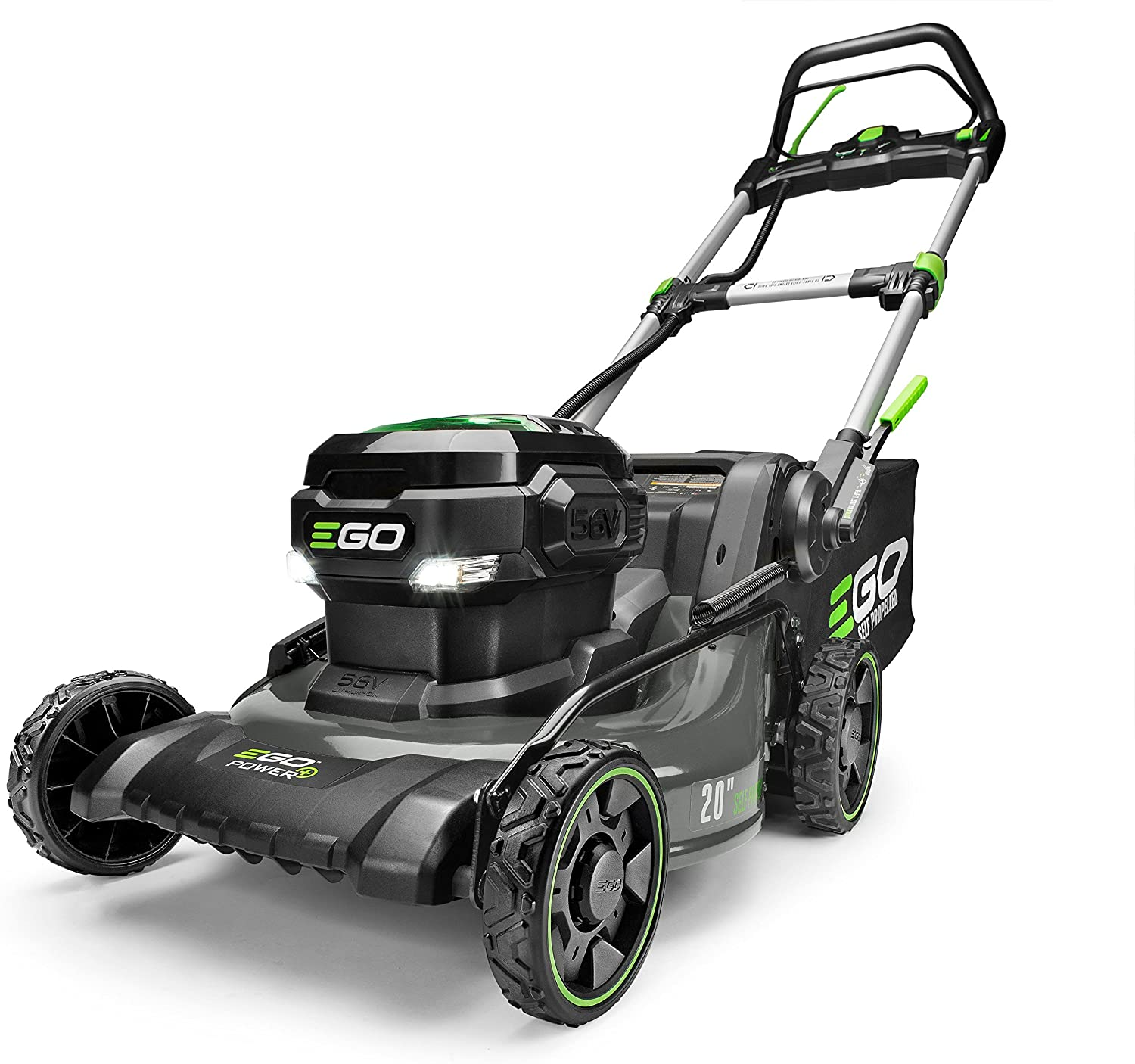 EGO Power+ LM2020SP Electric Lawn Mower