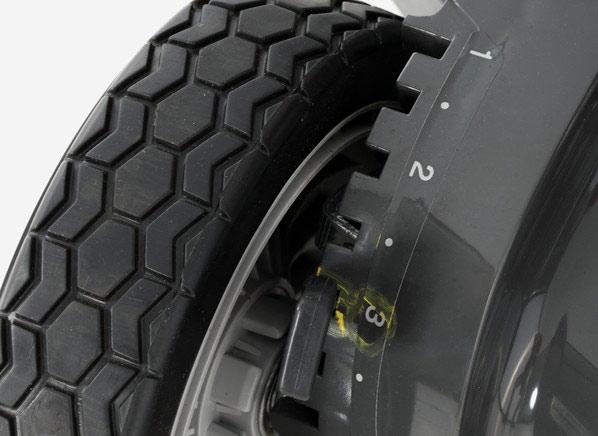 Honda HRX217K5VKA Cutting Settings