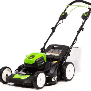Greenworks 80v Mower
