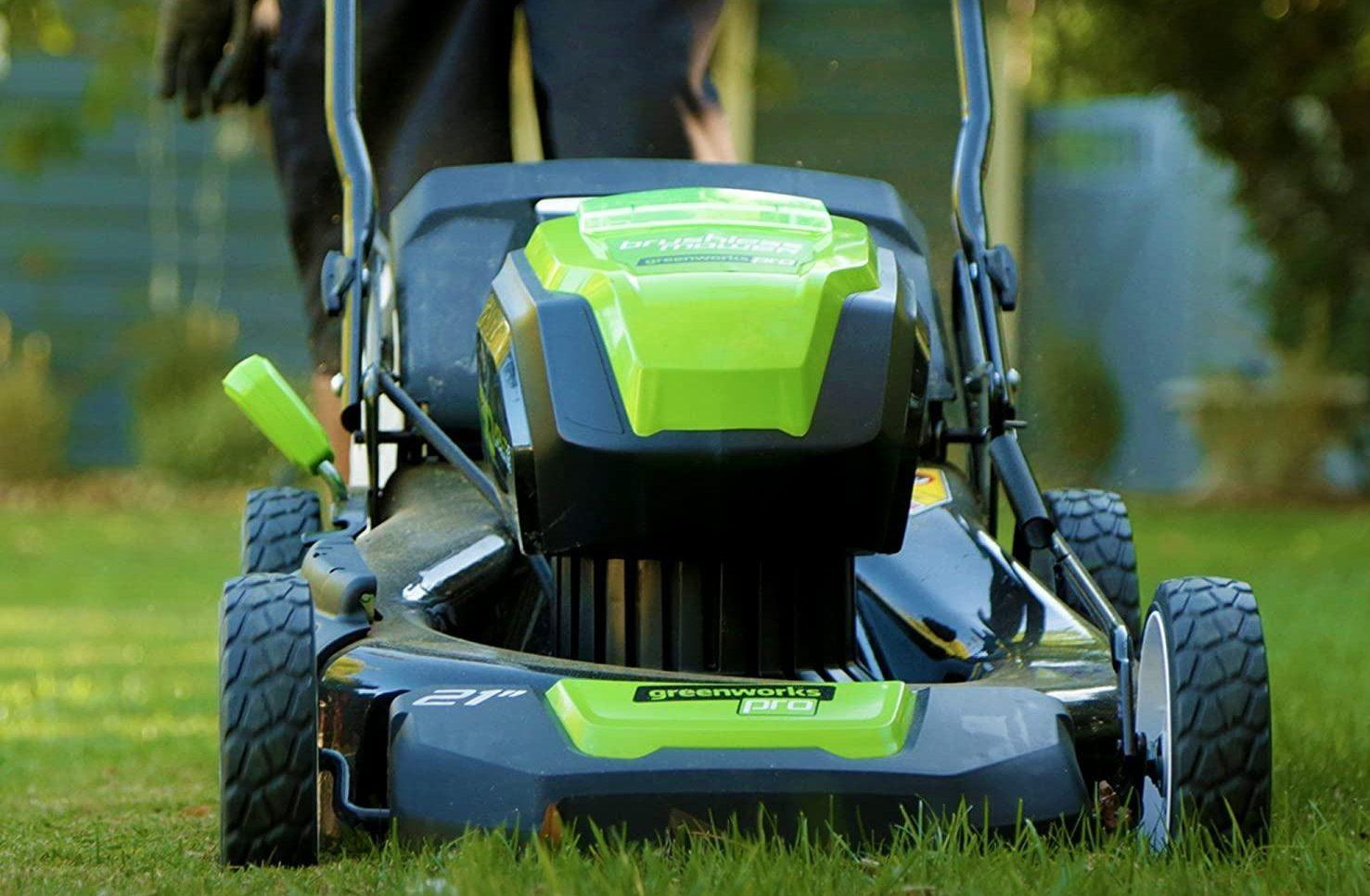 Greenworks Digital Brushless Motor