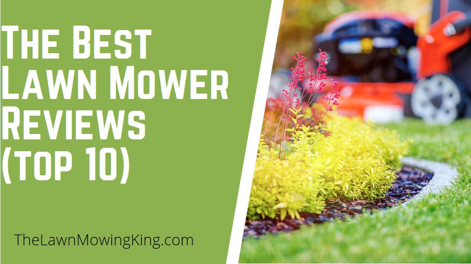 The Best Lawn Mower Reviews