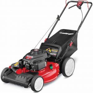 troy-bilt tb220 Lawn Mower review