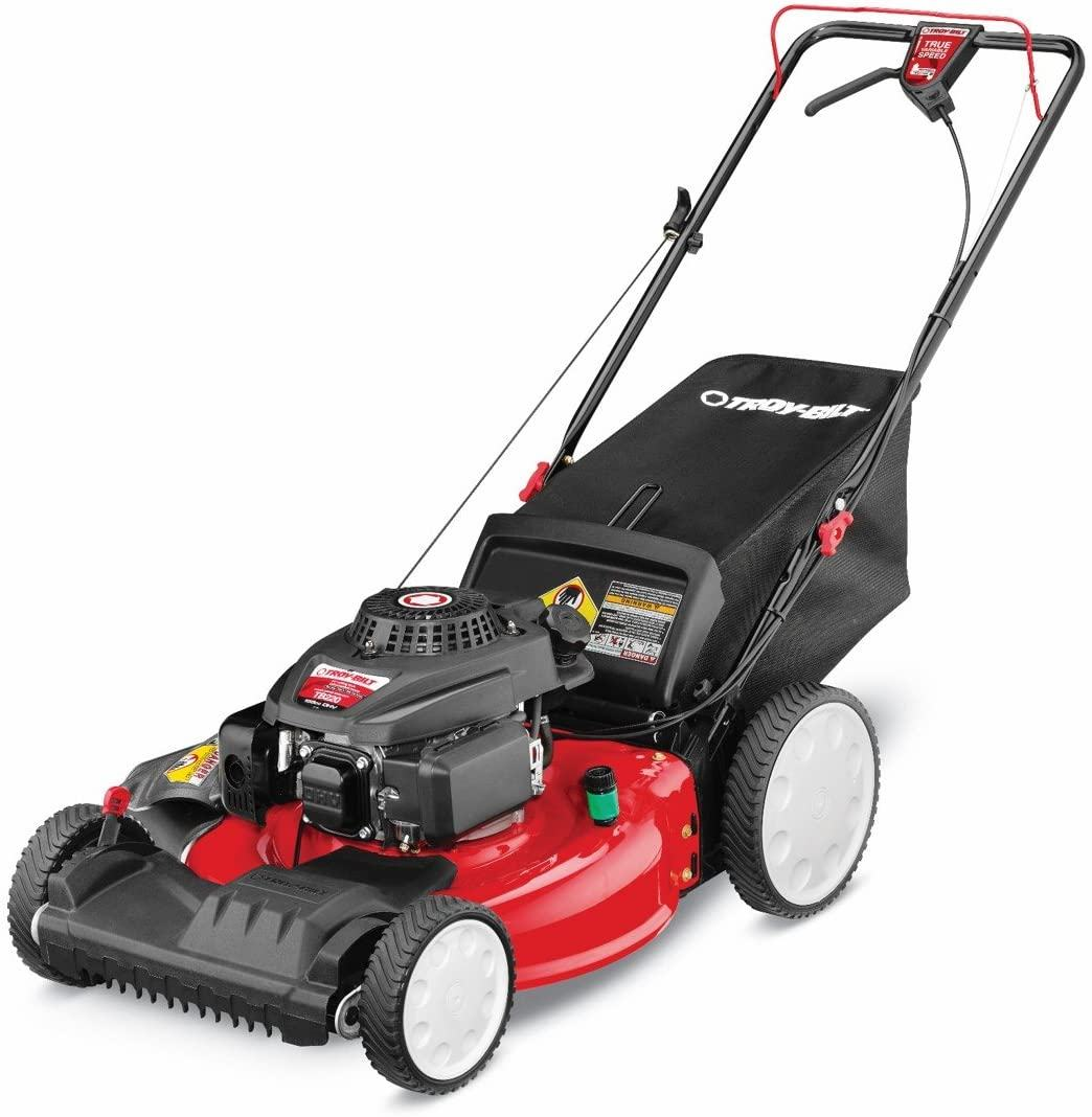 troy-bilt tb220 Lawn Mower review