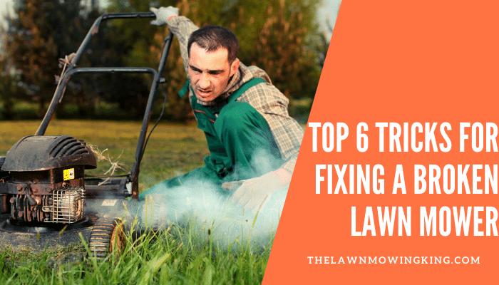 Lawn Mower Won't Start