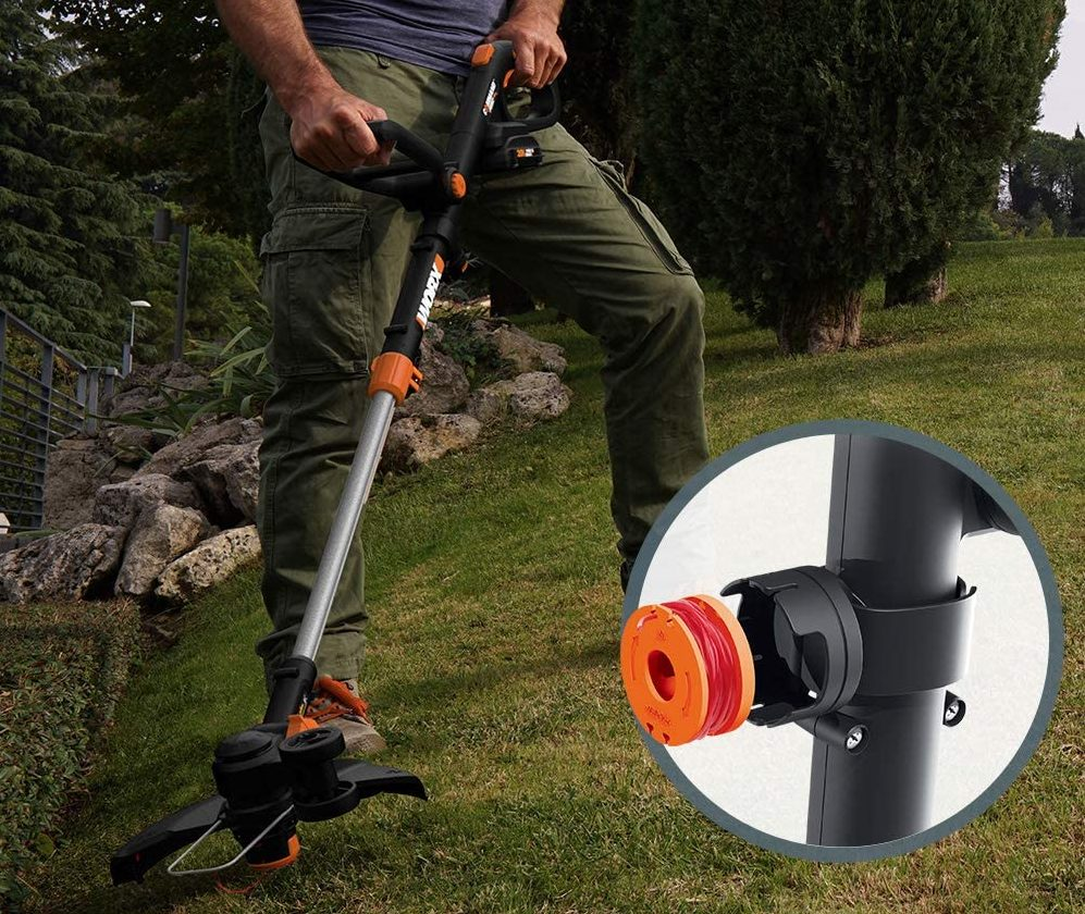 String Trimmer Edger